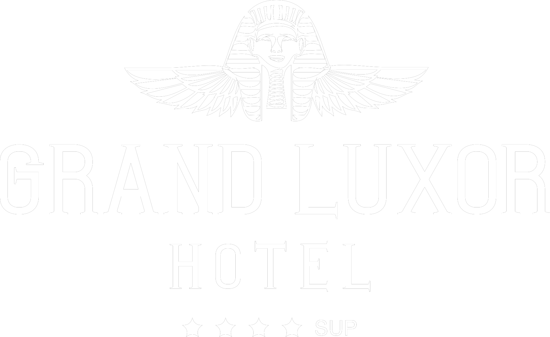 logo grand luxor hotel blanco web